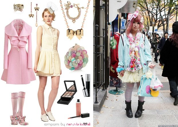 Trova il tuo stile: lo stile kawaii, manga e lolita come vestire kawaii