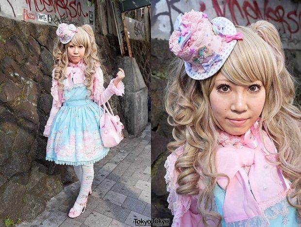 Trova il tuo stile: lo stile kawaii, manga e lolita stile lolita come vestire sweet lolita