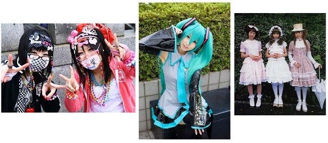 Trova il tuo stile: lo stile kawaii, manga e lolita tre esempi di stile