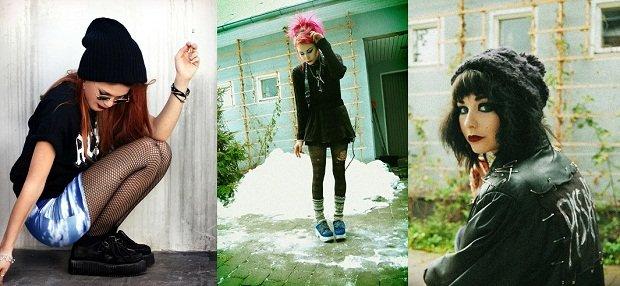 Trova il tuo stile: lo stile punk outfit
