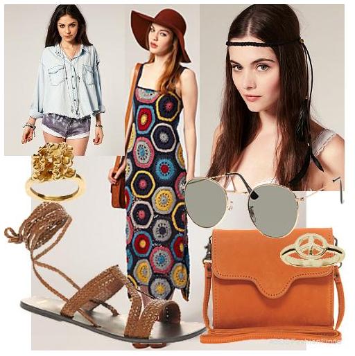 Trova il tuo stile: lo stile vintage moda anni Settanta