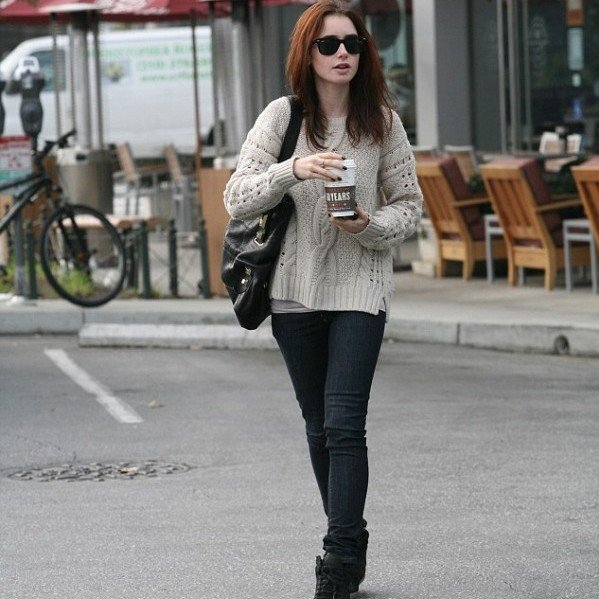 outfit-colloquio-autunno-inverno-donna - Se il posto per cui ti candidi ha a che fare con la manualità o non è comunque un lavoro d'ufficio scegli un look casual