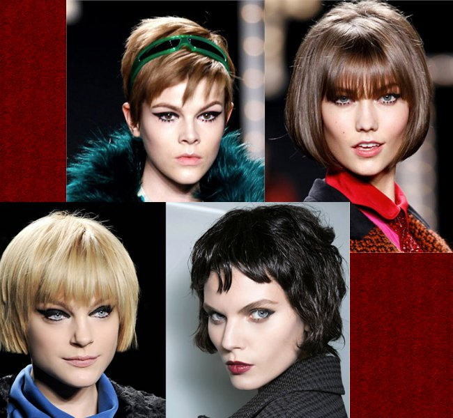 tendenze-capelli-autunno-inverno-2013-2014 - Sì a tagli lunghi hyper chic dalle linee minimal e dall'aria un po' retrò