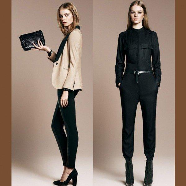 outfit-colloquio-autunno-inverno-donna - Se il posto per cui ti candidi è invece un lavoro d'ufficio indossa un outfit che sia un giusto compromesso da eleganza, formalità e casual