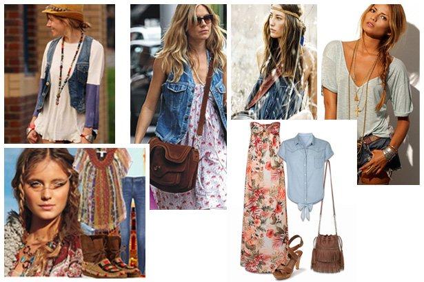 Trova il tuo stile: lo stile boho e boho chic outfit accessori e capi must have