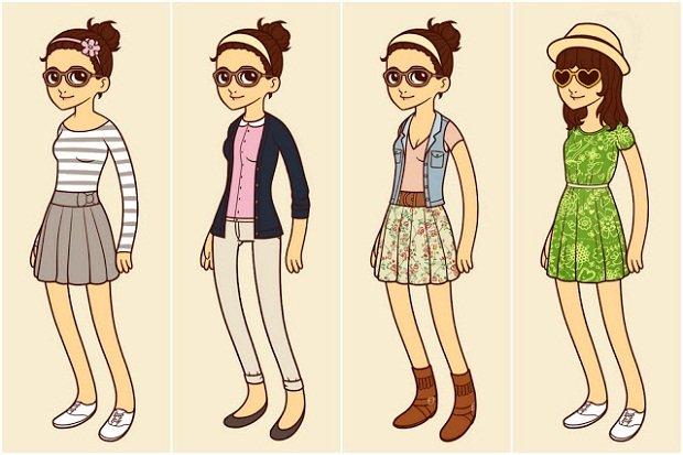 Trova il tuo stile: lo stile hipster abbigliamento