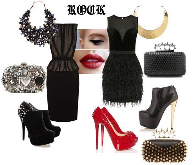 Come mi vesto a Capodanno? Consigli fashion per lei outfit capodanno in black