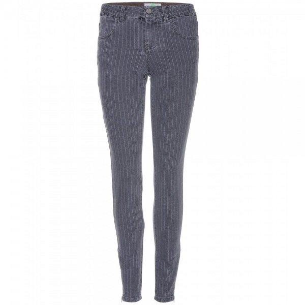 come-si-deve-vestire-una-donna-rettangolo-inverno - Scegli pantaloni skinny!