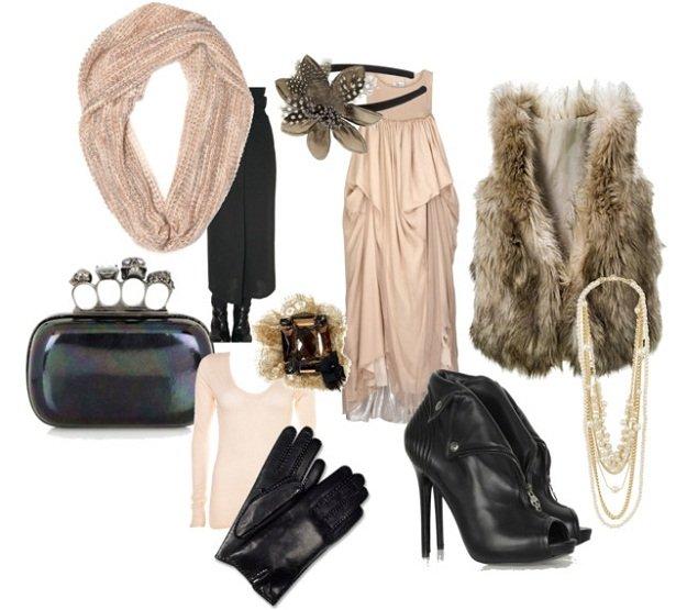 Trova il tuo stile: lo stile glam abbigliamento