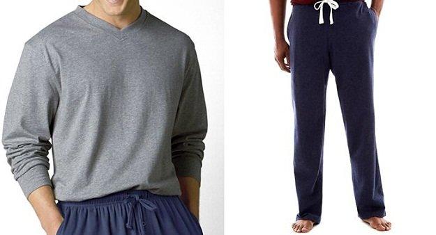 Valorizza il tuo fisico in pigiama: consigli per lui d'autunno inverno pigiama per uomo nacho
