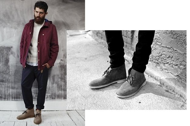 Le 3 scarpe da uomo che non possono mancare nel tuo guardaroba desert boots