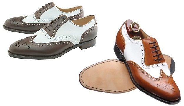 Le 3 scarpe da uomo che non possono mancare nel tuo guardaroba scarpe spectator