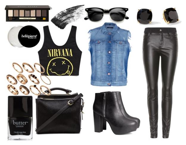 Trova il tuo stile lo stile rock come vestire rock style