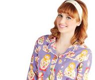 pigiama invernale donna