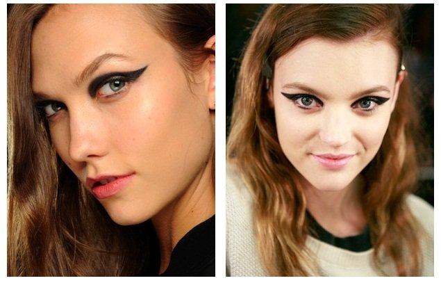 Time to make up: tutte le tendenze primavera estate 2014 trucco eyeliner