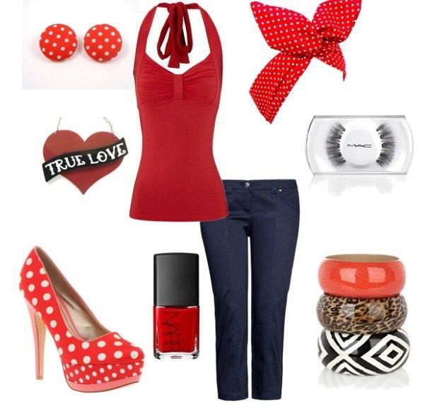 trova il tuo stile: lo stile pin up outfit ispirazione