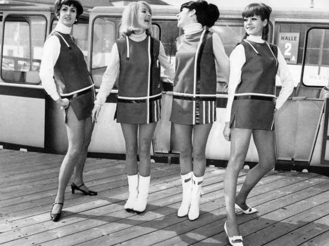 Vestiti anni 60
