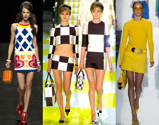 Mod Look Fashion