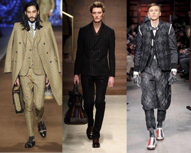 tendenze autunno inverno 2015 moda uomo