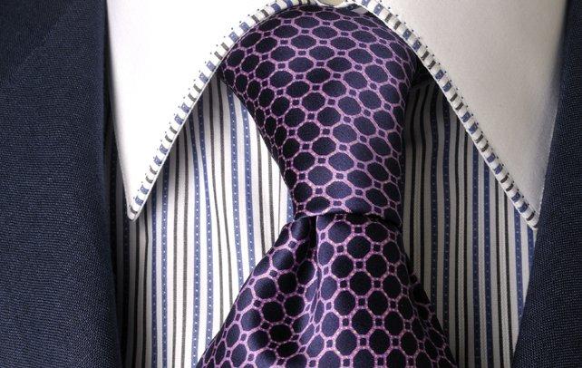 Nodo cravatta Windsor
