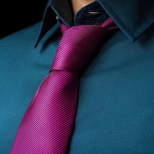 Nodo cravatta semplice