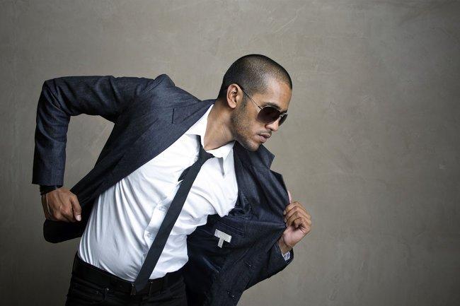 Cravatta sottile o larga