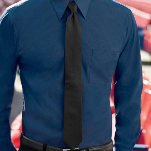 Nodo cravatta sottile