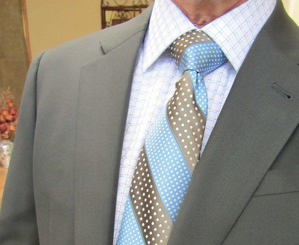 camicia e cravatta