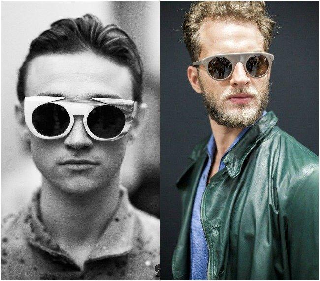 Occhiali da sole uomo la guida ai modelli in della for Montature occhiali uomo 2016