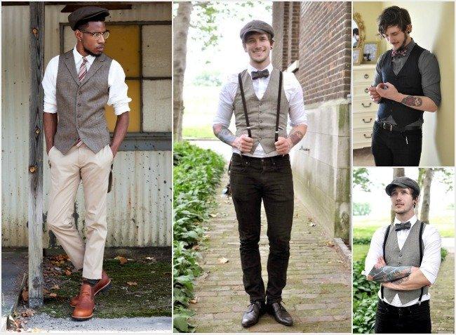 Outfit Matrimonio Uomo Gilet : Serata jazz gli outfit per lui