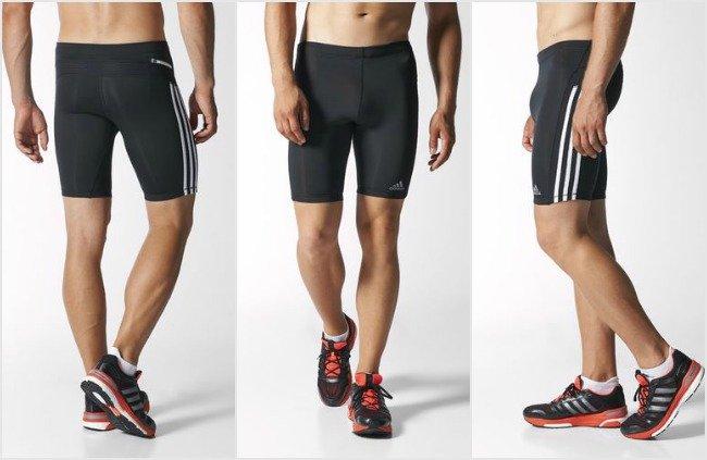 abbigliamento da running uomo