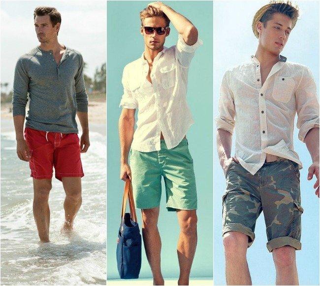 Matrimonio Spiaggia Outfit Uomo : Estate i look da spiaggia per lui