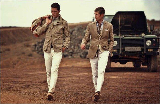 Saharan Jacket.