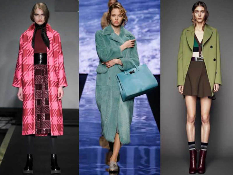 Tendenze moda donna Autunno / Inverno 2017