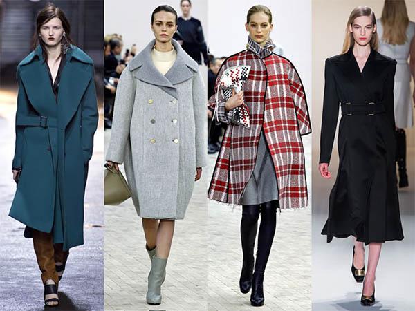Tendenze moda donna Autunno / Inverno 2017: cappotti invernali 2016 / 2017