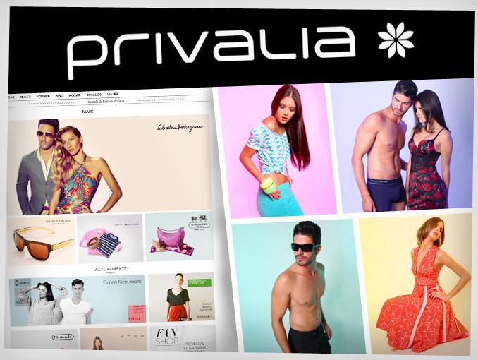 Shopping low cost su Privalia e outlet online privati